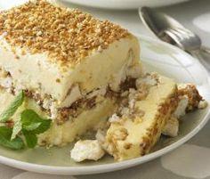 Recette Vacherin facile par Chef - recette de la catégorie Desserts & Confiseries