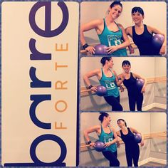 Barre Forte: A Passion to Unite Dance and Fitness | Tricia Olsen of @fitlodenver visited all 3 Denver Metro Barre Forte studios and reviews them on her blog. #barre #fitness #fitnessblog #denverfitness #meetyourbest #barreforte