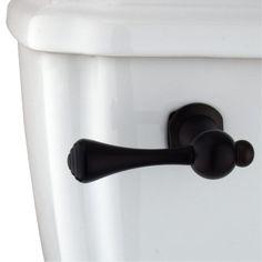 Kingston Brass KTBL5 Buckingham Toilet Tank Lever, Oil Rubbed Bronze - Price: $69.95 & FREE Shipping over $99