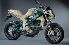 The Bimota DB6 Borsalino limited edition motorcycle