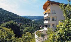 SCHWARZWALD PANORAMA à Bad Herrenalb : Séjour détente en Forêt Noire: #BADHERRENALB 289.00€ au lieu de 479.00€ (40% de réduction)