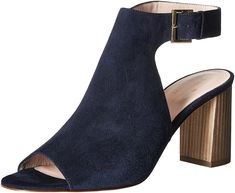 kate spade new york Women's Emina Dress Sandal, Navy/Kid Suede, 5.5 M US * Details can be found by clicking on the image.