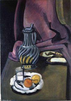 'stillleben (10)' von Henri Matisse (1869-1954, France)