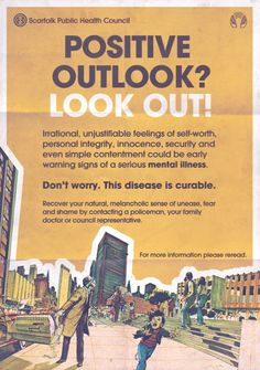 "Scarfolk Council: ""Positive Outlook? Look Out!"" (1976)"