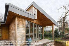 Master Builder of the Year Awards 2010  Energy Efficiency Project- National Winner  R Building Services