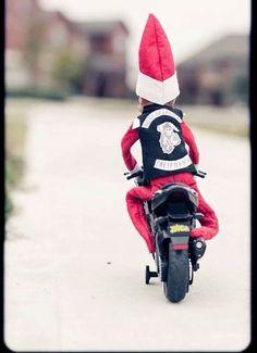 SOA Elf ....hahahaha - For you J!