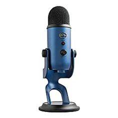 Blue Yeti Usb Microphone, Gaming Microphone, Microphone For Recording, Microphone For Sale, Photo Accessories, Computer Accessories, Blue Microphones, Game Streaming, Mac