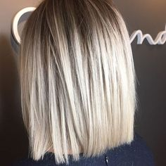 Platinum perfection @behindthechair_com #btconeshot #btconeshot_ombre17 #btconeshot_hairpaint17 #btconeshot_colormelt17 #btconeshot_haircut17 #behindthechair