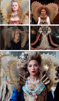 Déjà view: Recycled Movie Costumes collects costumes from movies and TV that have been used in multiple productions. Lysette Anthony, Anne Marie Duff, Joanne Whalley, Recycled Costumes, Rupert Everett, Doctor Who Episodes, Billie Burke, Jonny Lee, Renaissance Wedding
