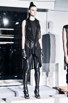 Visions of the Future: SKINGRAFT - S/S 2013