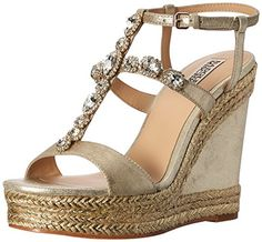 Badgley Mischka Women's Coco Espadrille Wedge Sandal, Pla... https://www.amazon.com/dp/B019YZP10A/ref=cm_sw_r_pi_dp_htJAxbHVS4STP