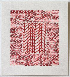 Emily Barletta workshop at Arrowmont School of Arts and Crafts in Gatlinburg, TN. Embroidered Drawings: Exploring Embroidery on Paper will take place September 27 - October 3, 2015