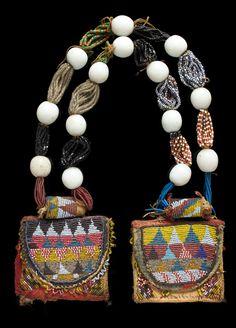 Yoruba Odigba Ifa (Divination Necklace), Nigeria http://www.imodara.com/post/96616080499/nigeria-yoruba-odigba-ifa-divination-necklace