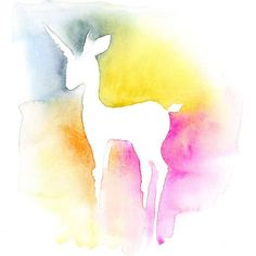 Blule - Unicorn - To colour up your day with rainbows