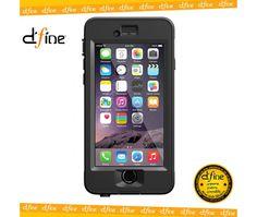 เคสกันน้ำ LifeProof nuud Series Case iPhone 6 Plus (Black)