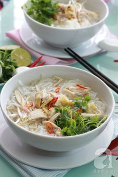 Phở - traditional Food