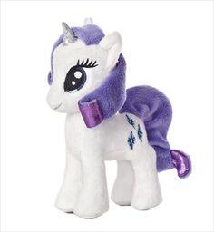 "My Little Pony Rarity 10"" Plush # 15515 Aurora #Aurora"