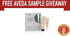 Free Aveda Samples Giveaway