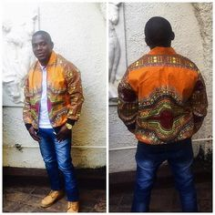 This super chic and stylish unisex African print bomber jacket upgrades any outfit. African Print Shirt, African Prints, Printed Bomber Jacket, Long Sleeve Shirts, Dress Up, Elegant, Chic, Stylish, Afro