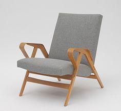 wooden chair by Tatra Nábytok, 1965 Czechoslovakia