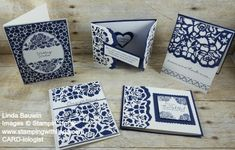 Return of Stamp of The Month Kit-Floral Phrases - STAMPING WITH LINDA
