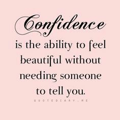 Confidence suits you well!! https://www.pinterest.com/pin/361836151292161419/sent/?sender=290271275891345705&invite_code=0289d1ea3d57f2038b867532c5e34c90