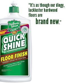Michael From Minnesota Has Discovered The Quick Shine Difference! Discover  For Yourself U0026 Get #