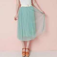 tulle skirt from yesstyle    http://www.yesstyle.com/en/angel-love-tulle-long-skirt-pink-l/info.html/pid.1030798696