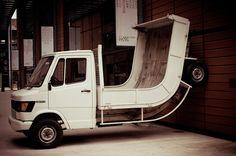 camion tordu cite internationale lyon