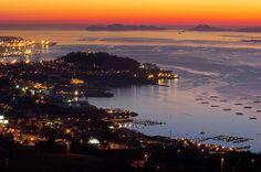 Puerto de #Vigo (vía Galería de A Garazo / Ninakupenda) #Sunset