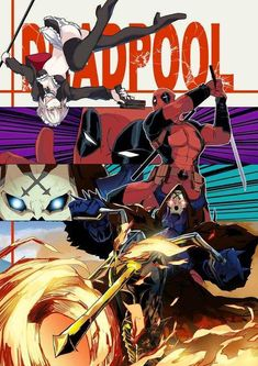 Post with 9546 views. Fate/Pool Order Part 1 Deadpool Funny, Best Crossover, Gilgamesh Fate, Fate Stay Night Anime, Fate Servants, Fate Anime Series, Cartoon Crossovers, Fate Zero, Good Smile