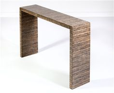 willem smith cascada console series table