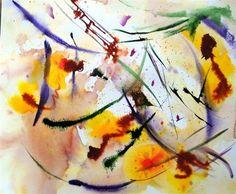 abstraction (aquarelles abstraites, huiles abstraites)