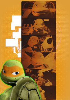 Michelangelo - TMNT by myfremioneheart.deviantart.com on @deviantART Miguel Angel, Tmnt Wallpaper, Ninja Turtles Shredder, Tmnt Mikey, Usagi Yojimbo, Tmnt 2012, Michelangelo, Teenage Mutant Ninja Turtles, Funny Cartoons
