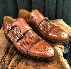 Weave double strap Sock Shoes, Shoe Boots, Men's Shoes, Gentleman Shoes, Mens Designer Shoes, Mens Winter Boots, Monk Strap Shoes, Italian Shoes, Mens Fashion Shoes