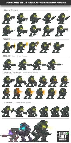 George | Free Game Sprites and assets | Pinterest | Sprites, Game ...