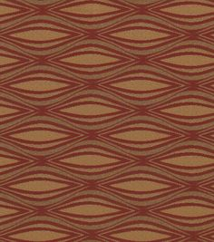 Home Decor Upholstery Fabric-Crypton Teleport-Ruby
