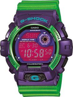 #Casio #G-Shock #G-8900SC-6ER - Gratis Verzending!