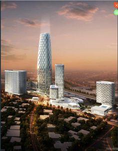 HOUSTON   7200 Main   ~50 Floors   4 Towers - SkyscraperPage Forum