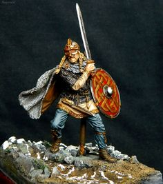 Viking Warrior Figurine, 54mm. http://www.coolminiornot.com/browse/browseid/12220543