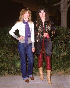 Ann & Nancy Wilson, 1979