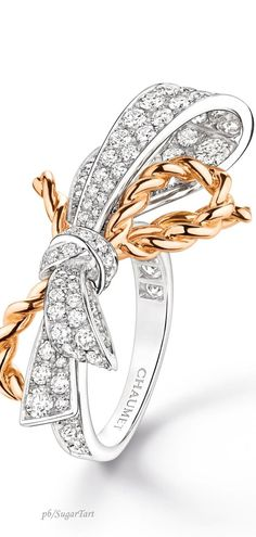 Chaumet Insolence Diamond Rng
