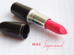 Indian Vanity Case: MAC Impassioned ~ Lipstick Of The Month!