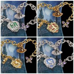 'Harry Potter' Hogwarts Charm Bracelets Released In Support Of The Lumos Foundation