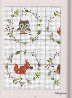 Галерея 'Новогодние схемы для вышивания крестиком от Christiane Dahlbeck ' - Море хобби. Мы расскажем вам все о рукоделии и мастер-классах