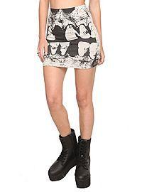 HOTTOPIC.COM - Iron Fist Loose Tooth Mini Skirt