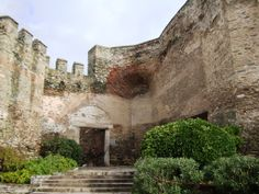 Old castle - Thessaloniki Thessaloniki, Macedonia, Byzantine, Medieval, Greece, Mansions, Country, Ghosts, House Styles