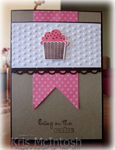 good generic card - prepare little stamp cut outs and keep the phrase off until ready to use