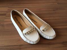 Sapato branco da Jorge Bischoff