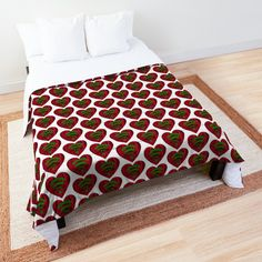 Promote   Redbubble Comforters, Blanket, Studio, Bed, Home, Etsy, Love, Creature Comforts, Quilts